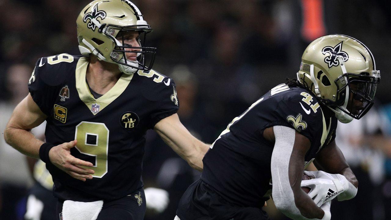 New Orleans Saints - Bildquelle: 2018 Getty Images