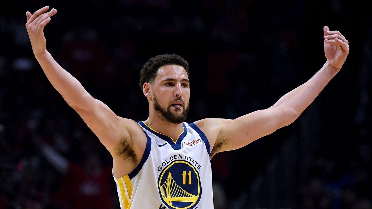 Klay Thompson  - Bildquelle: 2019 Getty Images