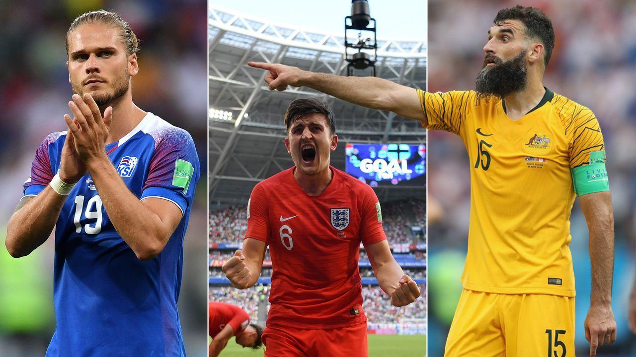 ran-Elf der Herzen zur WM 2018 - Bildquelle: Getty Images