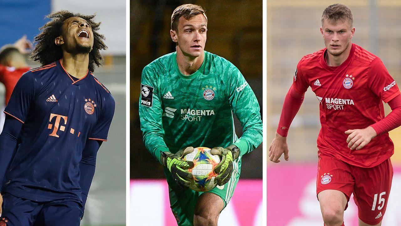 Diese Talente könnten bei Bayern den Durchbruch schaffen