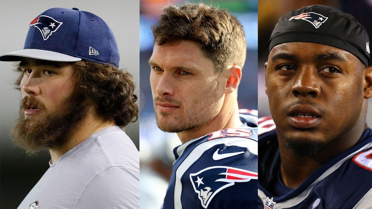 Zwei Titel: Andrews, Hogan, Mason - Bildquelle: Getty Images