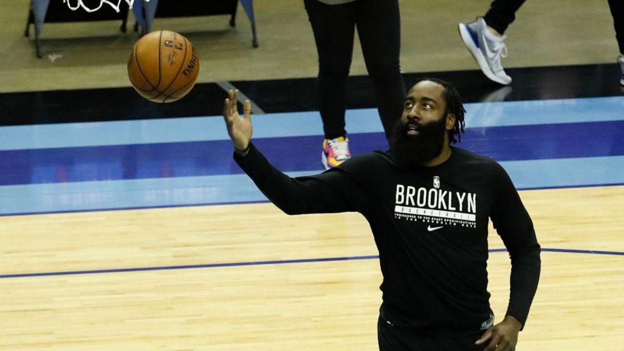 James Harden (Brooklyn Nets) - Bildquelle: Getty