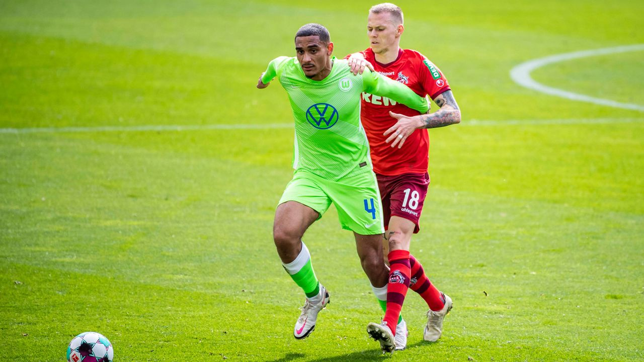 Maxence Lacroix (VfL Wolfsburg) - Bildquelle: Imago Images