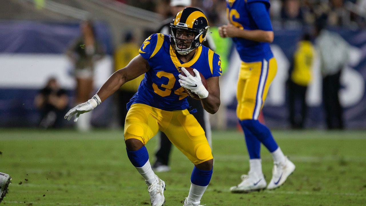 Malcolm Brown (Los Angeles Rams) - Running Back - Bildquelle: imago images/ZUMA Press