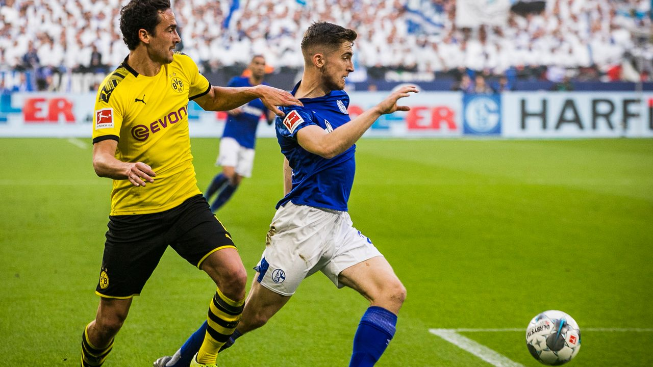 Jonjoe Kenny (Schalke 04) - Bildquelle: imago