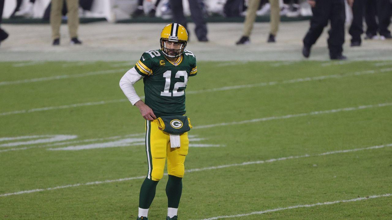 Verlierer: Green Bay Packers  - Bildquelle: getty