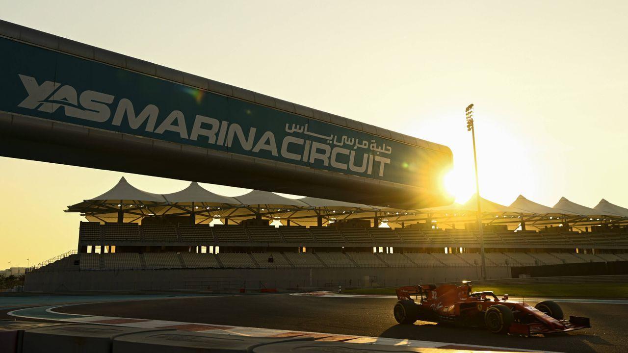 Yas Marina Circuit (Vereinigte Arabische Emirate) - Bildquelle: imago