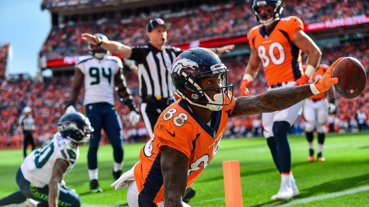 Demaryius Thomas (Wide Receiver, Denver Broncos) - Bildquelle: 2018 Getty Images