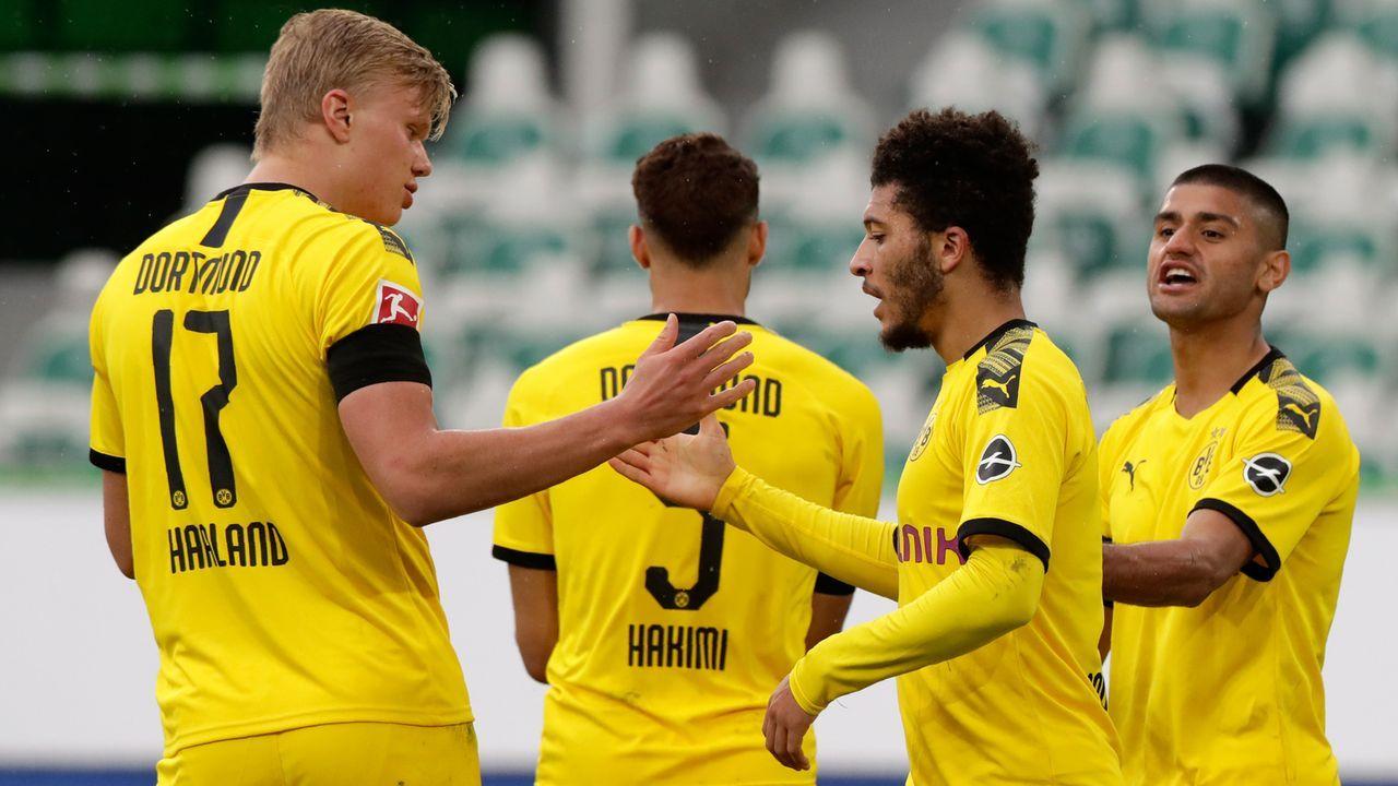 2. Borussia Dortmund - Bildquelle: 2020 Getty Images