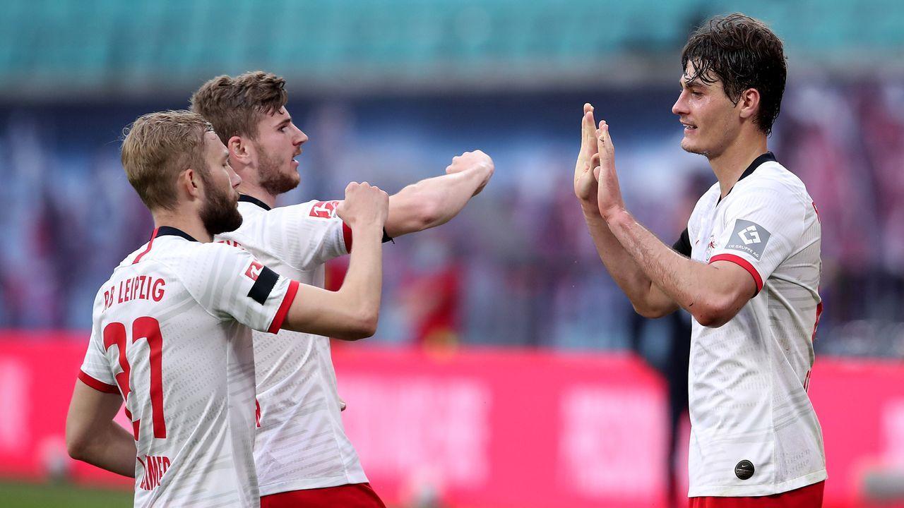 3. RB Leipzig - Bildquelle: 2020 Getty Images