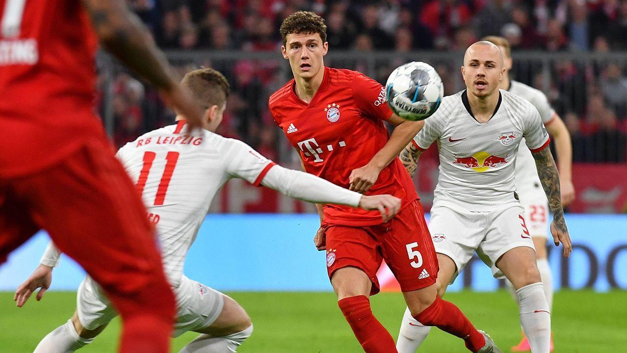Benjamin Pavard (Bayern München) - Bildquelle: imago