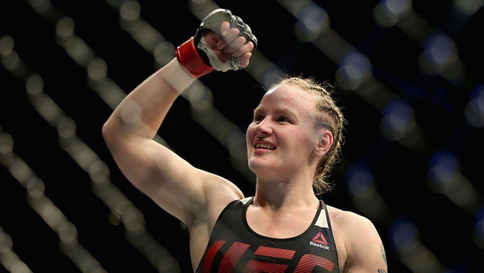 Valentina Shevchenko ist die UFC-Weltmeisterin im Fliegengewicht - Bildquelle: Getty Images