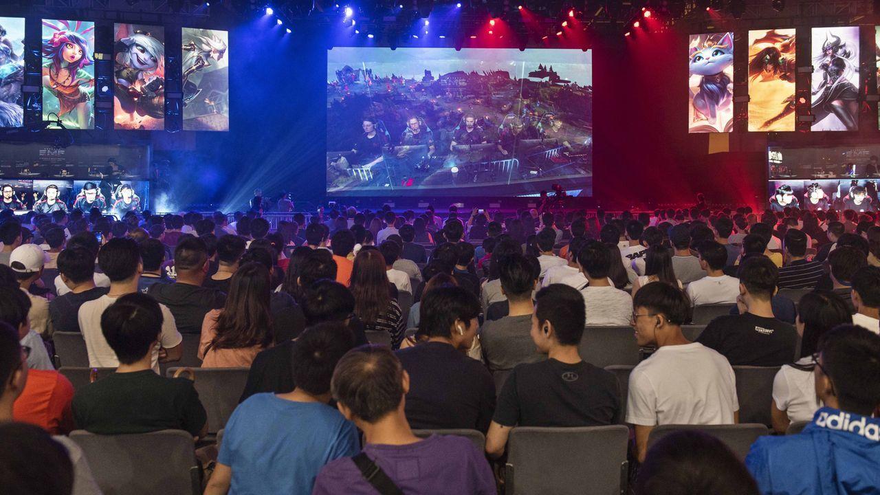 Platz 4: League of Legends - Bildquelle: imago images / ZUMA Press