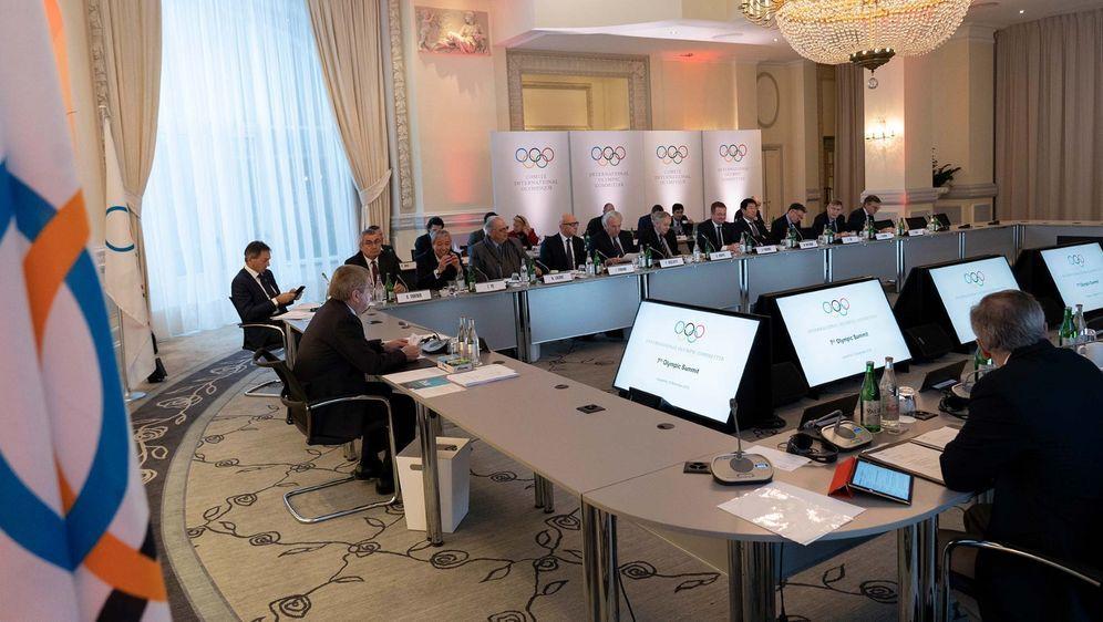 - Bildquelle: IOC / Greg Martin