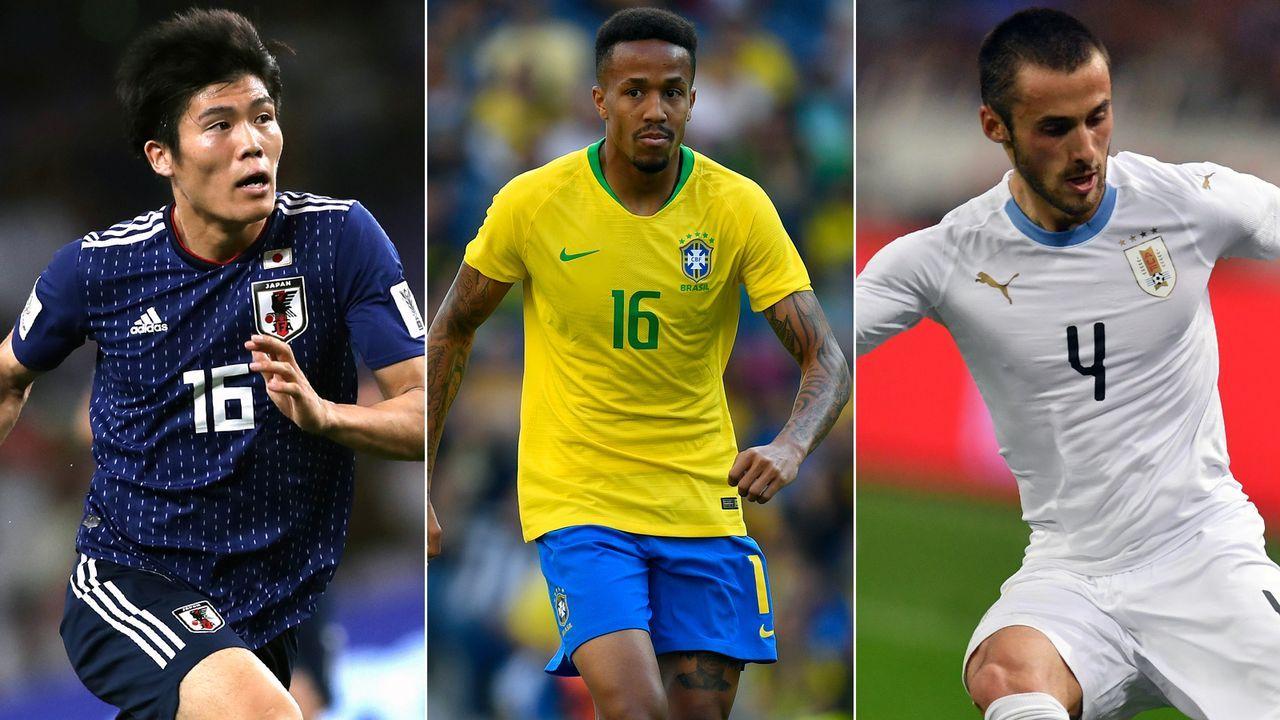 Eder Militao und Co.: Die Top-Talente bei der Copa America 2019 - Bildquelle: Getty Images/Imago