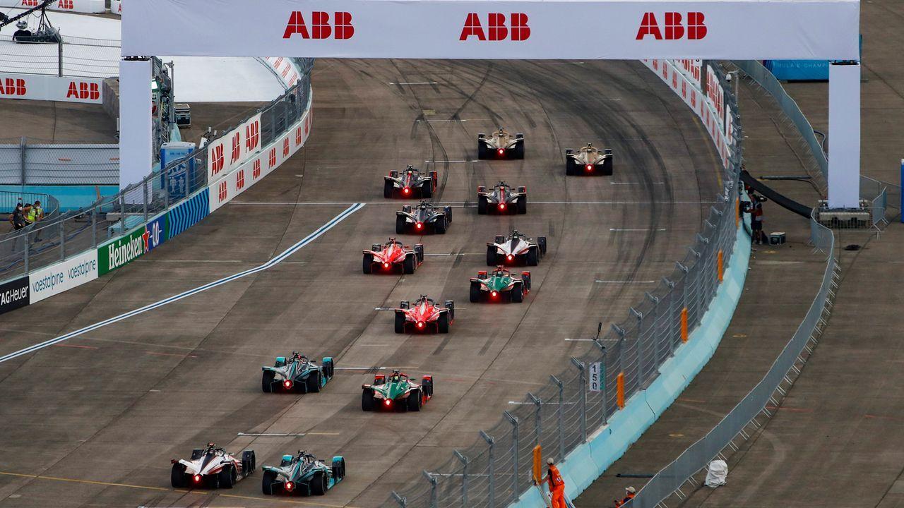 Formel E: Die Rennstrecken 2021 - Bildquelle: Motorsport Images
