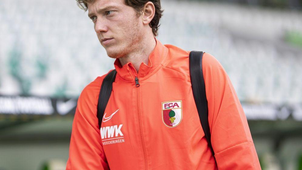 Michael Gregoritsch vom FC Augsburg ist suspendiert - Bildquelle: FIROFIROSID