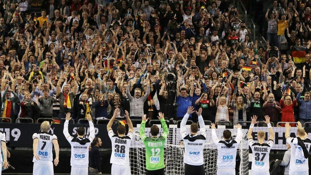 Die Heim-WM bescherte dem DHB einen Millionengewinn - Bildquelle: PIXATHLONPIXATHLONSID