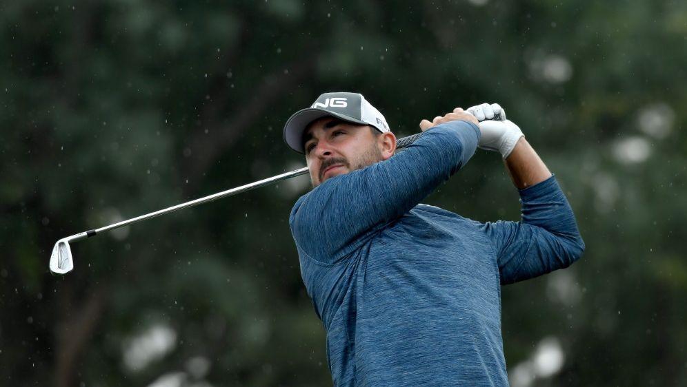 Auf Platz zehn vorgerückt: Golfprofi Stephan Jäger - Bildquelle: AFPGETTY SIDDONALD MIRALLE