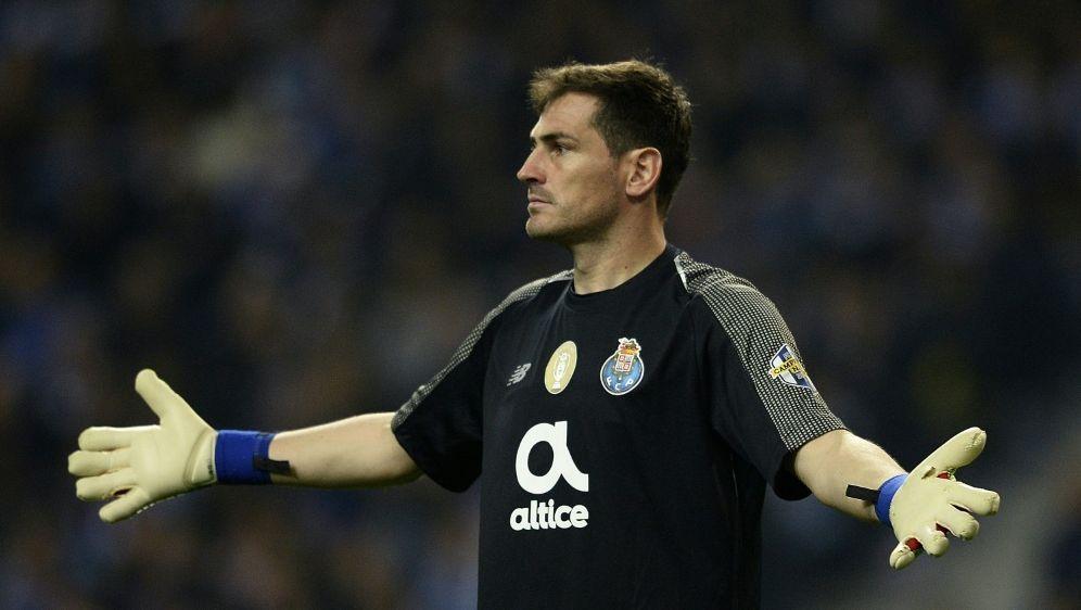 Iker Casillas beendet mit 39 Jahren seine Karriere - Bildquelle: AFPSIDMIGUEL RIOPA