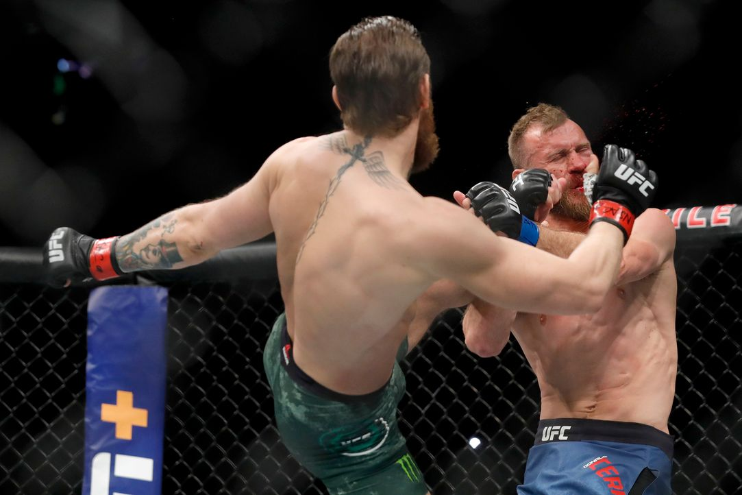 Mc-Gregor-Gegner Donald Cerrone - Bildquelle: Getty Images