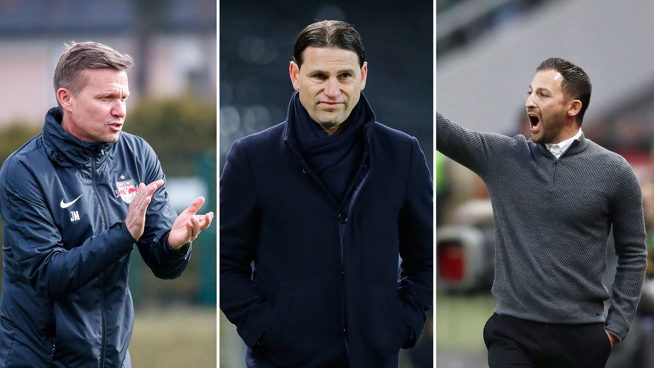 Trainerkandidaten: Seoane, Marsch und Co. - Bildquelle: Imago Images