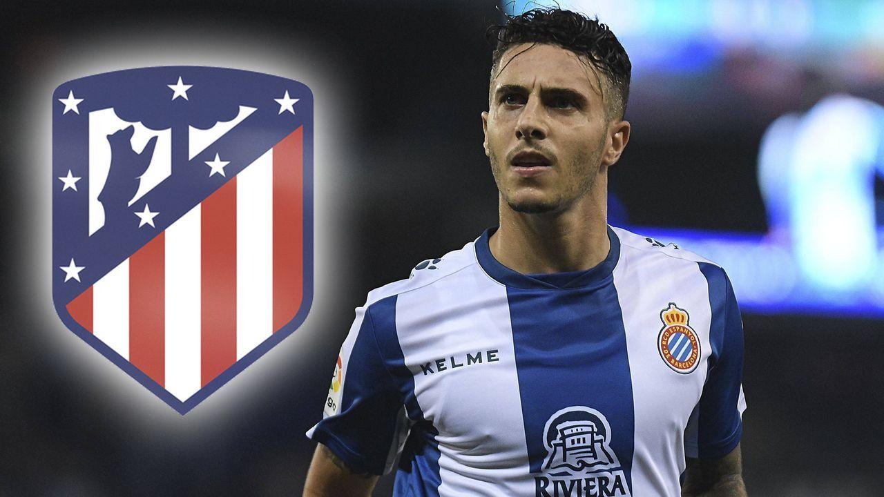 Mario Hermoso (Atletico Madrid) - Bildquelle: imago images / Pro Shots