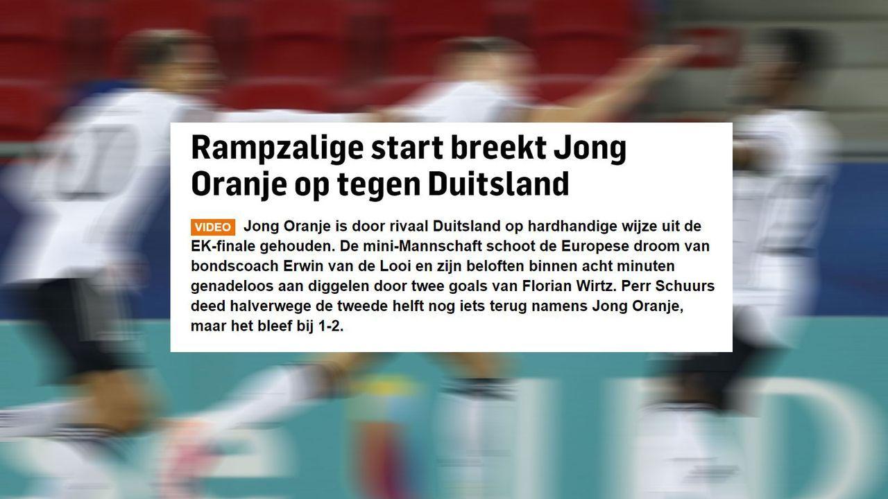 """""""Algemeen Dagblad"""" - Bildquelle: Imago Images/ad.nl"""