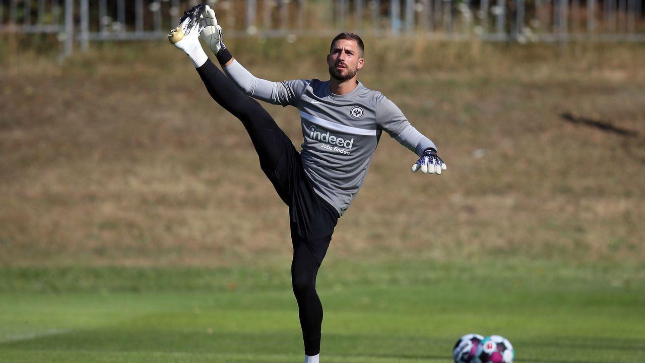 Eintracht Frankfurt - Bildquelle: 2020 Getty Images