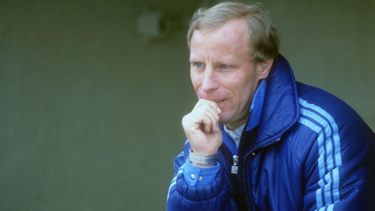 Berti Vogts war der erste und langjährigste U21-Trainer - Bildquelle: imago/Sportfoto Rudel