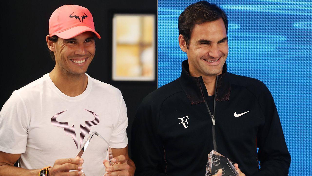Gigantenduell, Clasico, Legenden-Treffen - kurz: Federer vs. Nadal  - Bildquelle: imago/GEPA pictures