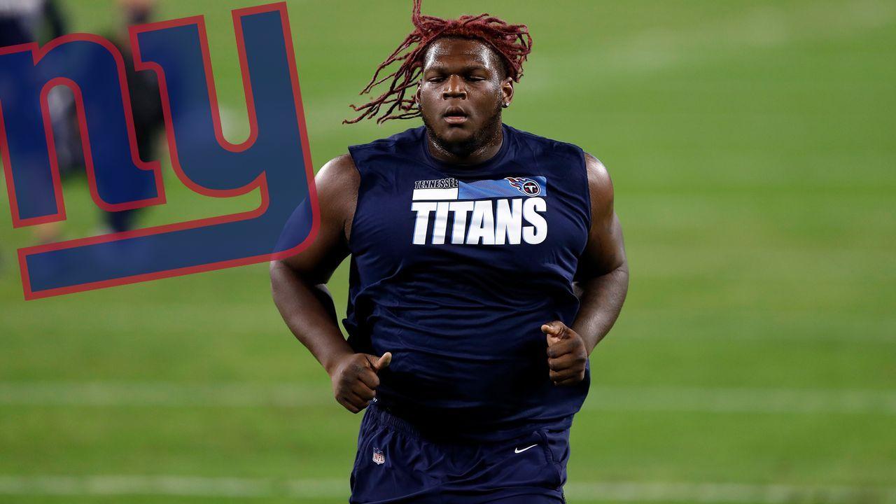 Isaiah Wilson (New York Giants) - Bildquelle: 2020 Getty Images