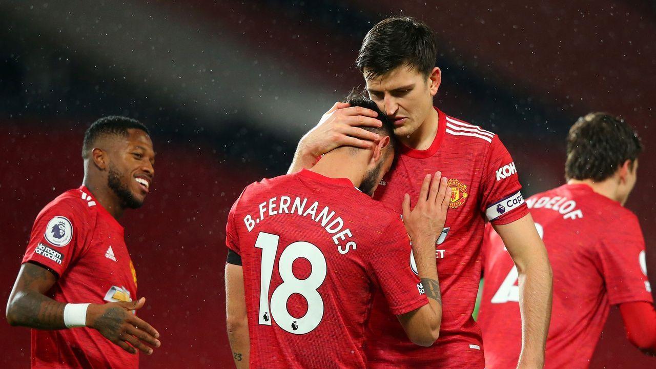 Platz 9: Manchester United - Bildquelle: getty
