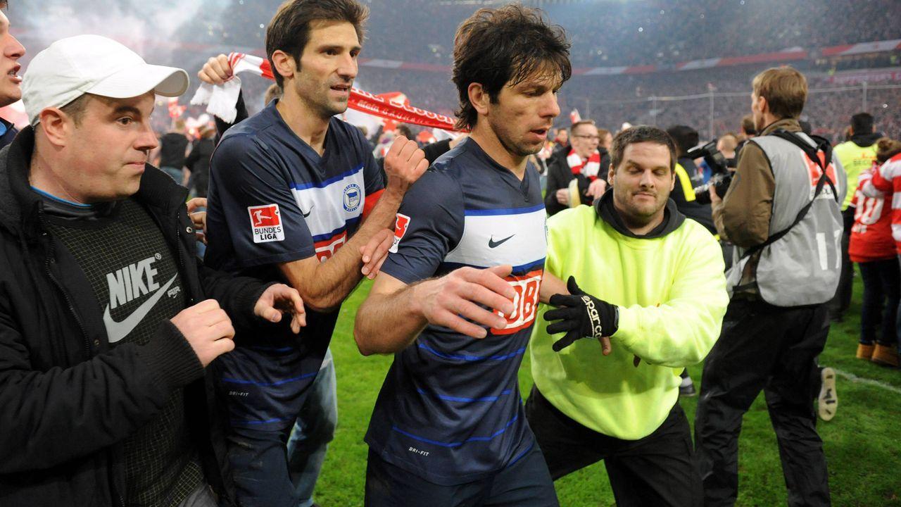 Levan Kobiashvili (Hertha BSC, siebeneinhalb Monate Sperre) - Bildquelle: imago sportfotodienst