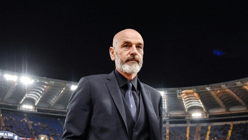 Stefano Pioli unterschreibt in Mailand bis 2021 - Bildquelle: PIXATHLONPIXATHLONSID