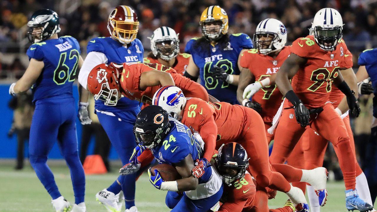 Die interessantesten Pro-Bowl-Rekorde - Bildquelle: Getty Images