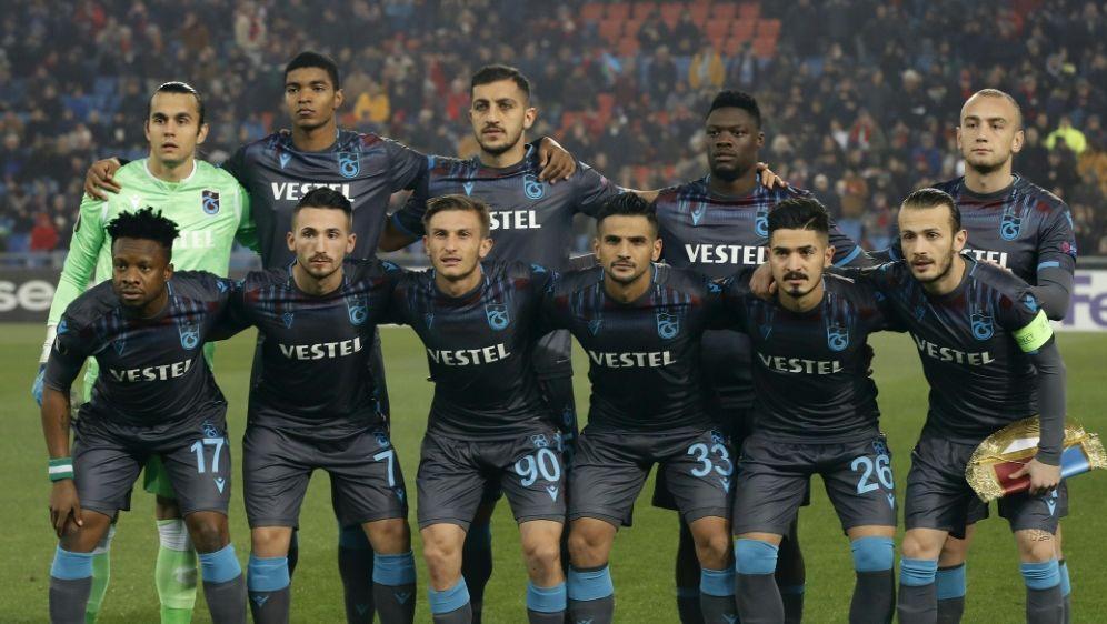 Trabzonspor wurde vom Europapokal ausgeschlossen - Bildquelle: AFPSIDSTEFAN WERMUTH