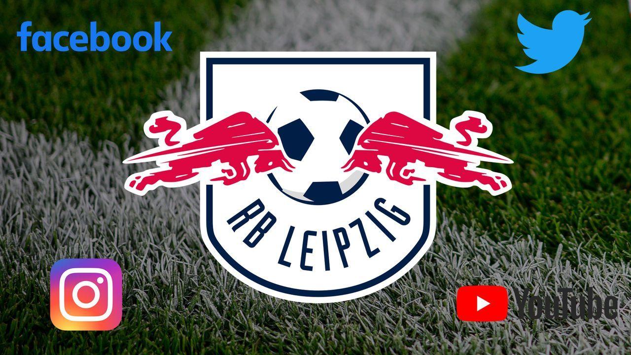 RB Leipzig ist Social-Media-Meister - Bildquelle: imago images/motivio