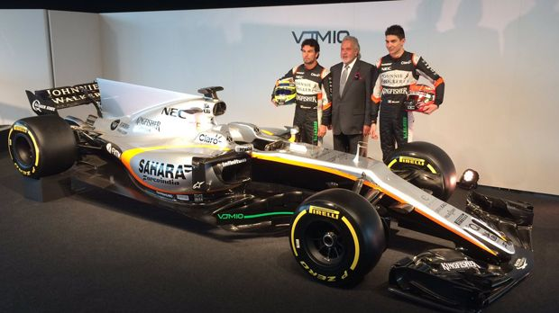 Force India VJM10 - Bildquelle: Force India