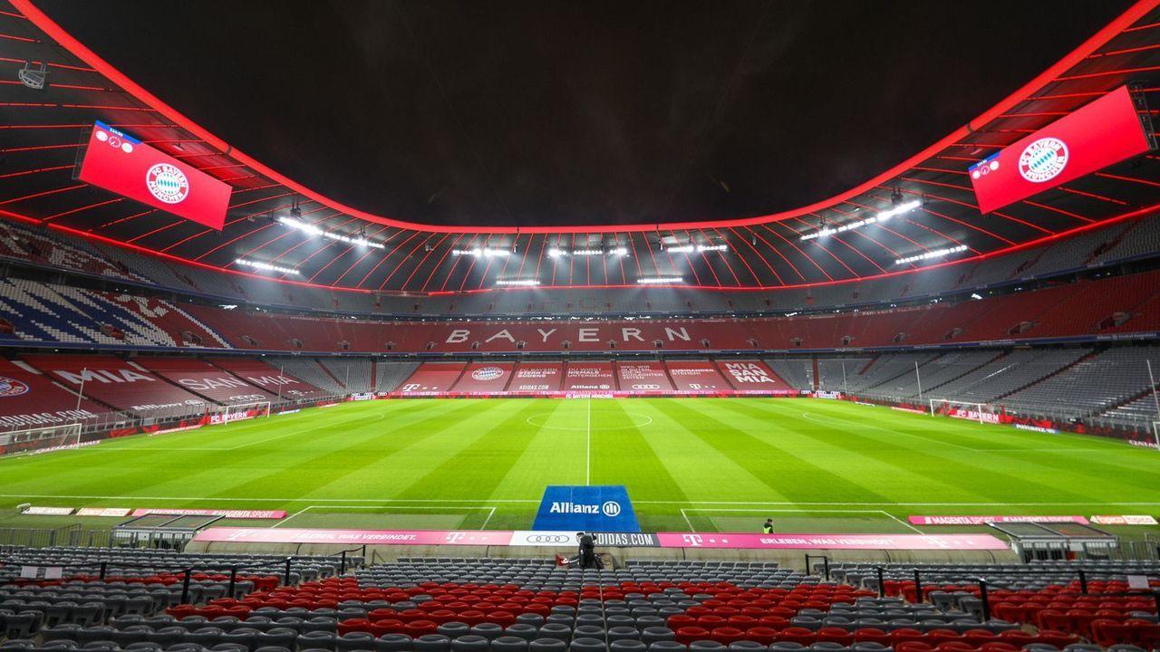 München - Allianz Arena - Bildquelle: Imago Images