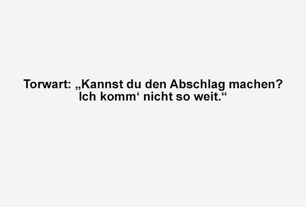 Abschlag - Bildquelle: ran.de
