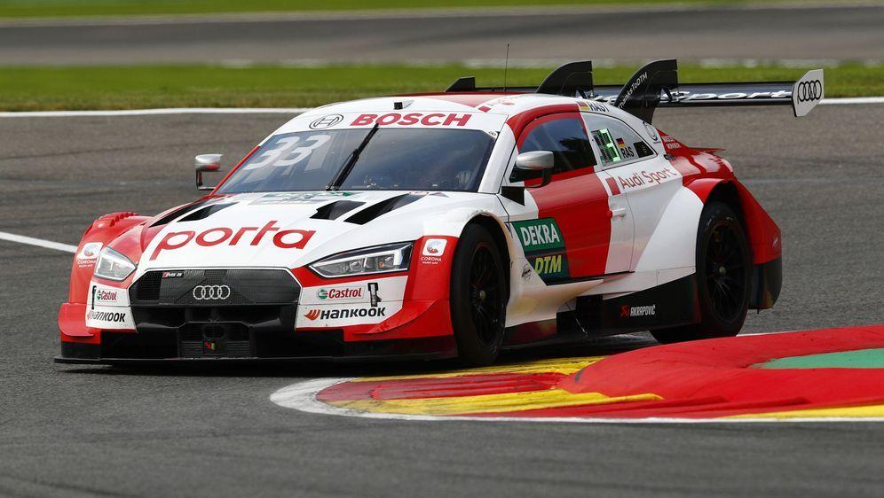 Schneller als die Konkurrenz: Rene Rast startet beim zweiten DTM-Lauf im bel... - Bildquelle: imago
