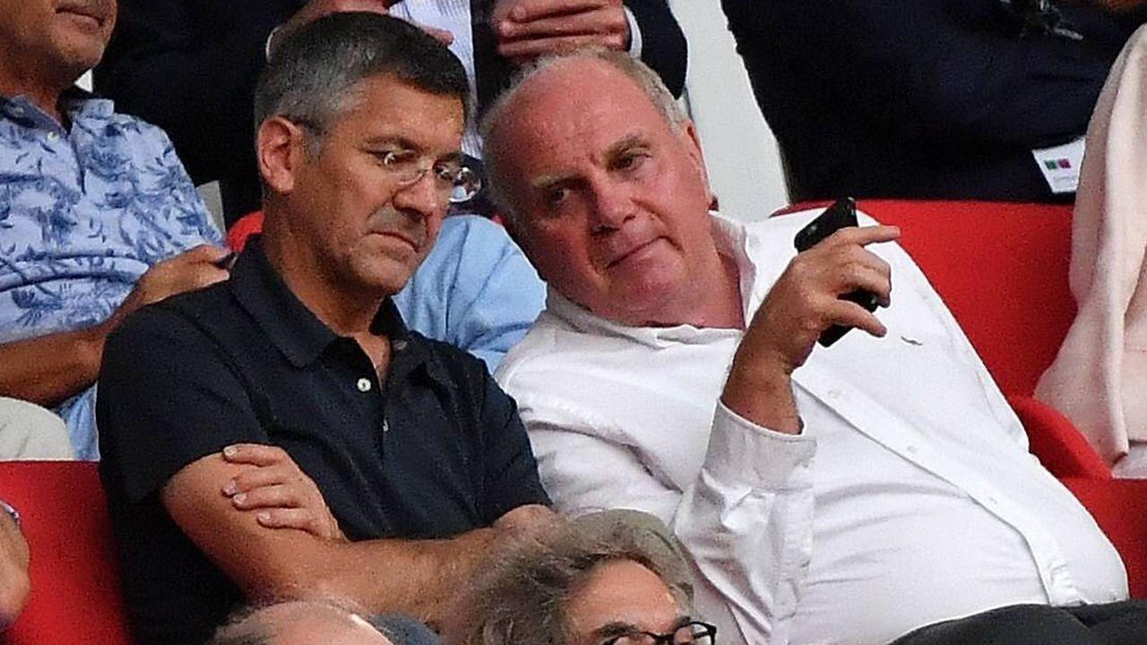 Nachfolger von Uli Hoeneß beim FC Bayern München: Das ist Herbert Hainer - Bildquelle: imago images / Jan Huebner