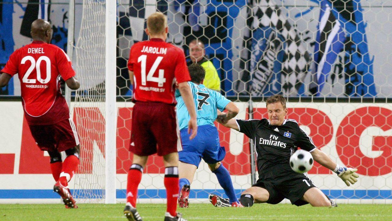 Der Hamburger SV spielte in der Europa League - Bildquelle: imago sportfotodienst
