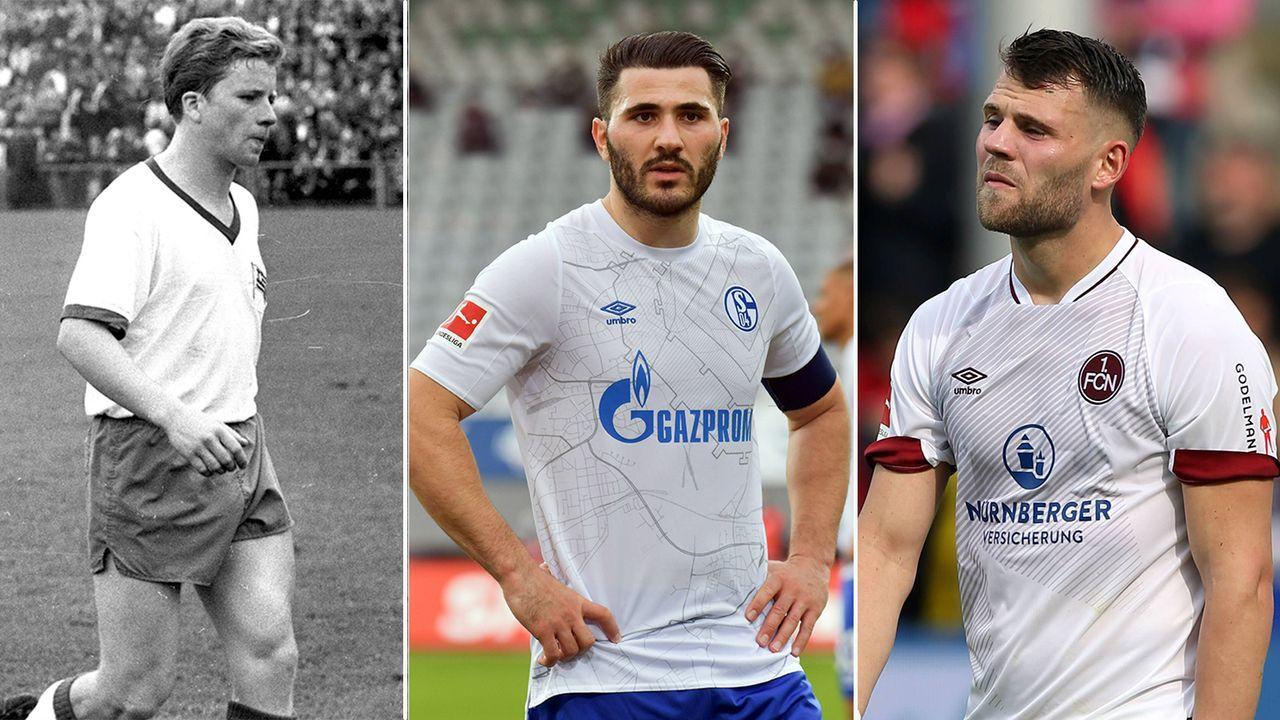 Schalke 04 auf dem Weg in die ewige Flop 10 - Bildquelle: imago images/RHR-Foto