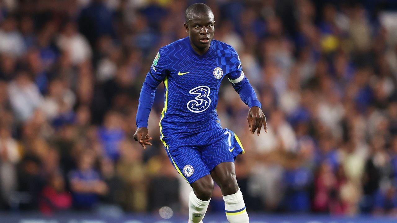 N'Golo Kante (FC Chelsea) - Bildquelle: 2021 Getty Images