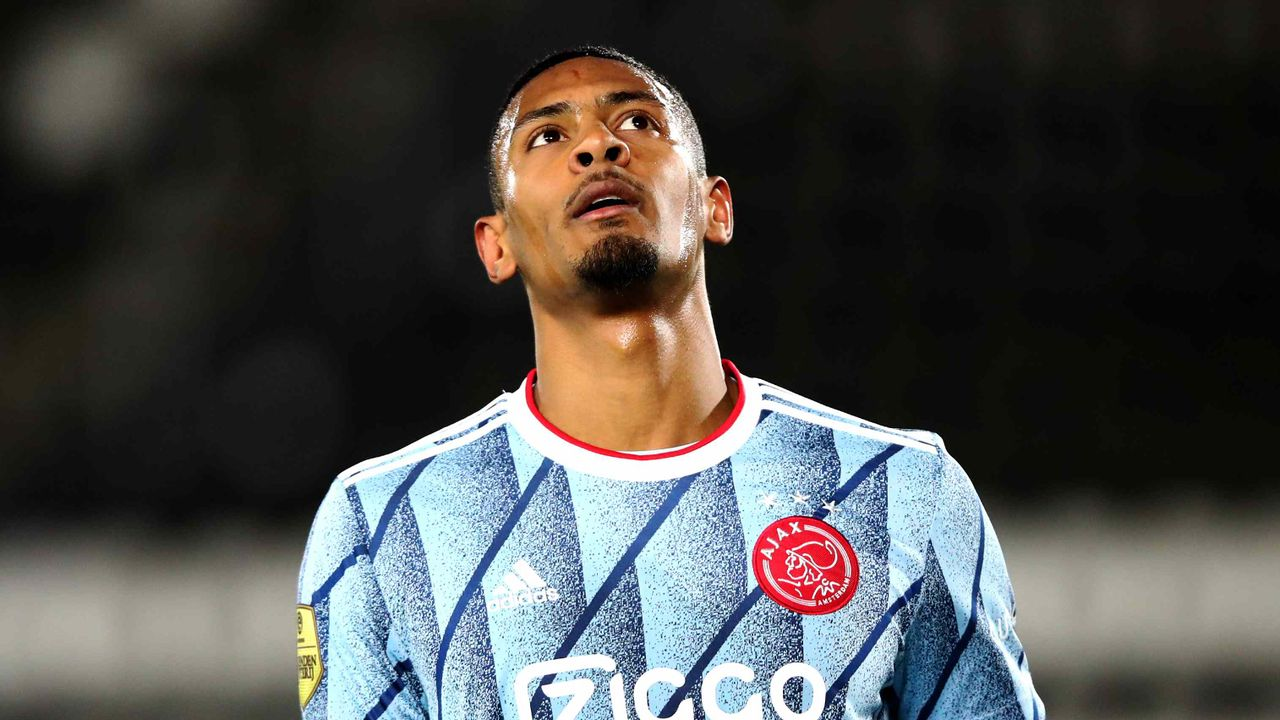 Ajax Amsterdam vergisst offenbar Sébastien Haller für Europa League zu melden - Bildquelle: getty