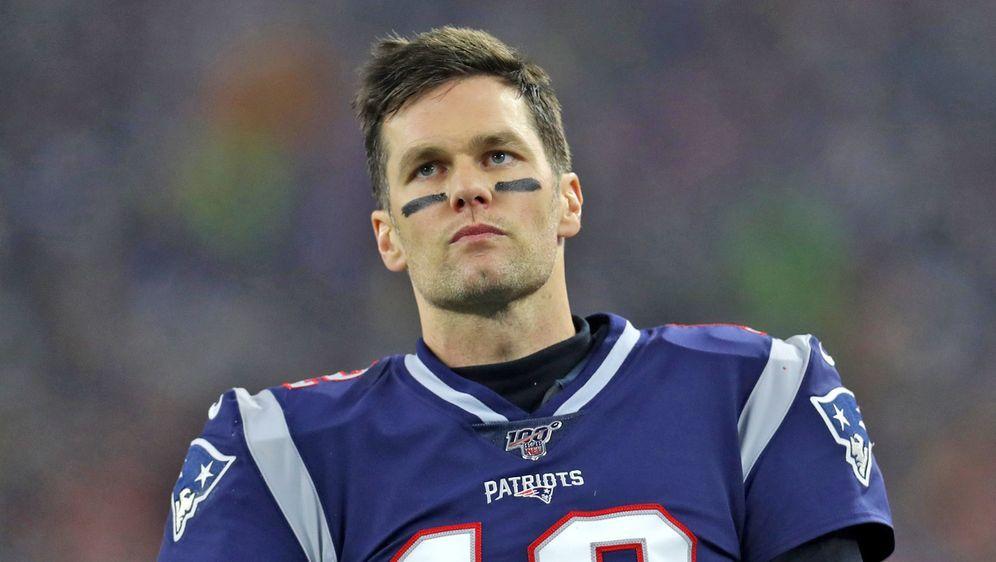 Tom Brady wird in wenigen Tagen Free Agent. Und in den Verhandlungen mit den... - Bildquelle: Getty