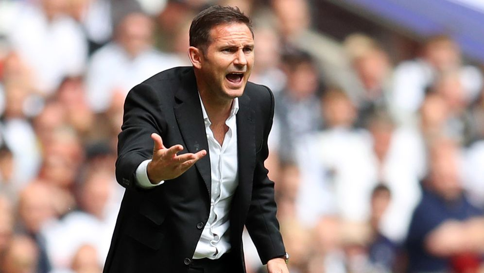Frank Lampard will Hudson-Odoi nicht abgeben - Bildquelle: AFPSIDISABEL INFANTES