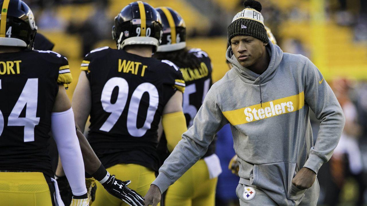 Ryan Shazier (Pittsburgh Steelers) - Bildquelle: imago